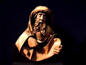 Frankfurt am Main Liebieghaus M. Erhart.: Prophet Büste (Bust of a Prophet) Bildquelle: Musikverlag Apitz