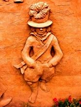 Skulpturenmuseum 't Veluws Zandsculpturenfestijn Niederlande Garderen © noten-apitz.de; Bildquelle: Musikverlag Apitz