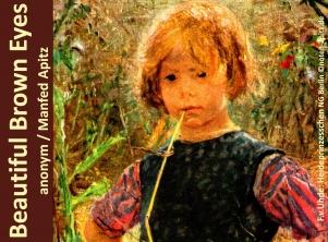 Beautiful Brown Eyes anonym / Manfed Apitz; Heideprinzesschen Fritz von Uhde NG (Nationalgalerie) Berlin Sparte: Amerika Volkslied