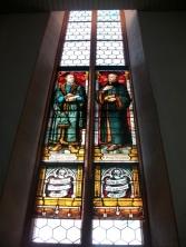 Dr. Martin Luther, Dr. Philipp Melanchton Kirchenburg Ostheim Franken ©noten-apitz.de; Bildquelle: Musikverlag Apitz