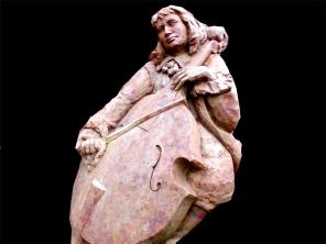 Skulpturemusneum 't Veluws Zandsculpturenfestijn Niederlande Garderen © noten-apitz.de; Bildquelle: Musikverlag Apitz