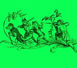Ludwig Richter ©noten-apitz.de; Bildquelle: Ludwig Richter Leben und Werk Herausgegeben v. C. W. Schmidt mit 121 Holzschnitten und 45 Tafelbildern, Deutsche Buchvertriebs- und Verlagsgesellschaft Berlin 1948