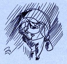 Bildergeschichten, Abenteuer eines Junggesellen ©noten-apitz.de; Bildquelle: Wilhelm Busch-Album, Humoristischer Hausschatz, Sammlung der beliebtesten Schriften mit 1500 Bildern, 22. Auflage München Verlag v. Fr. Bassermann, 1911