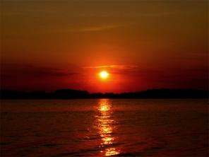 Bild: Atlantikküste Südfrankreich Strand Sonnenuntergang Anglet Neu-Aquitanien Bildlegende: Südfrankreich Atlantik Anglet Neu-Aquitanien © noten-apitz.de