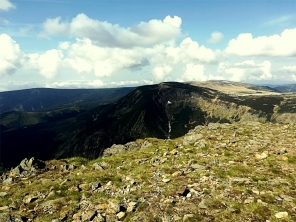 Riesengebirge Gebirgskamm Schneekoppe Bildquelle: Just Josephine Riesdorf