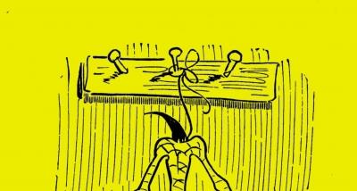Dideldum, Romanze ©noten-apitz.de; Bildquelle: Wilhelm Busch-Album, Humoristischer Hausschatz, Sammlung der beliebtesten Schriften mit 1500 Bildern, 22. Auflage München Verlag v. Fr. Bassermann, 1911
