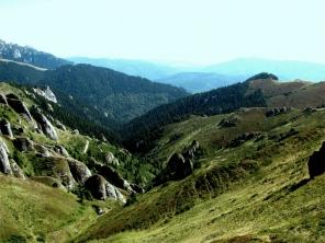 Bild: Hochgebirgstour Südkarpaten Rumänien Bildlegende: Karpaten Rumänien Transsilvanischen Alpen (Carpații Meridionali) © noten-apitz.de Bildquelle: Karl Just Köthen/Riesdorf