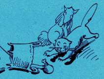 Fipps, der Affe ©noten-apitz.de; Bildquelle: Wilhelm Busch-Album, Humoristischer Hausschatz, Sammlung der beliebtesten Schriften mit 1500 Bildern, 22. Auflage München Verlag v. Fr. Bassermann, 1911