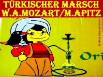 Türkischer Marsch, W. A. Mozart / M. Apitz; Sindbad Schischa Bistro Sparte: 19. Jh. Konzert