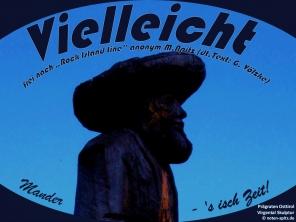 """Vielleicht Bild: Holzschnitzkunst A. Hofer Bildlgegende: Prägraten Osttirol Virgental Skulptur © noten-apitz.de Zitat: """"Mander - 's isch Zeit!"""" Andreas Hofer (zugeschrieben) Bildquelle: Musikverlag Apitz"""