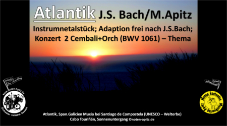 J.S. Bach kostenlose Noten Orchester Streicher Holzbläser Saxophon Blechbläser Drum Kirmes Busch W.