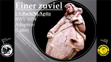 J. S. Bach / C. Gounod kostenlose Noten Orchester Streicher Holzbläser Saxophon Blechbläser Drum Kirmes Busch W.