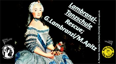 G. Lambranzi kostenlose Noten Jugendorchester Trompete Posaune Klarinette Flöte Cello L. Richter Kinderorchester