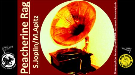 S. Joplin kostenlose Noten Orchester Streicher Holzbläser Saxophon Blechbläser Drum Kirmes Busch W.