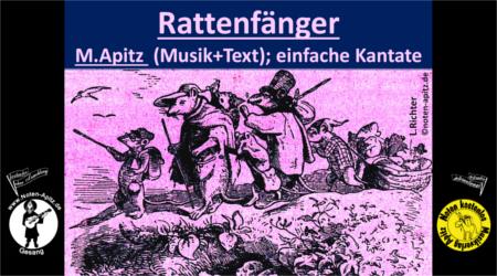 M. Apitz kostenlose Noten Gesang Sopran Alt Tenor Bass Gitarre Laute W. Busch Tobias Knopp Julchen