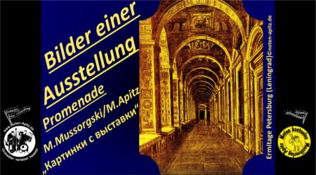 M. Mussorgski kostenlose Noten Orchester Streicher Holzbläser Saxophon Blechbläser Drum Kirmes Busch W.