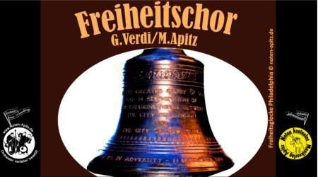 G. Verdi kostenlose Noten Orchester Streicher Holzbläser Saxophon Blechbläser Drum Kirmes Busch W.